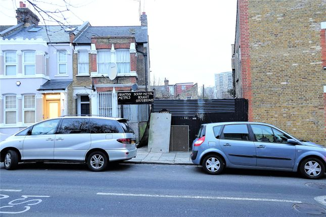 Thumbnail Land for sale in Frinton Road, South Tottenham, London