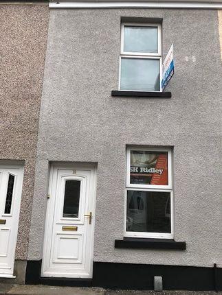 Thumbnail Terraced house to rent in Morris Street, Morriston, Swansea
