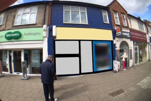 Thumbnail Retail premises to let in High Street, Barkingside, Essex