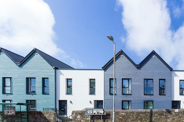 3 bed terraced house to rent in West Hoe Road, Plymouth PL1