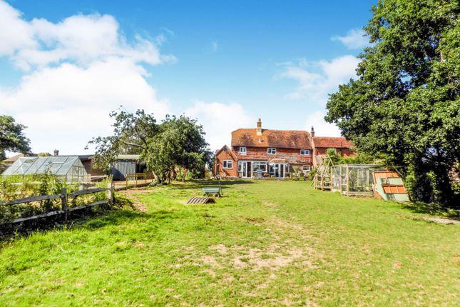 Thumbnail Semi-detached house for sale in Chalvington Road, Golden Cross