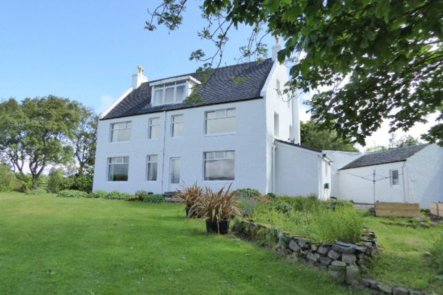 Thumbnail Detached house for sale in Onich, Fort William