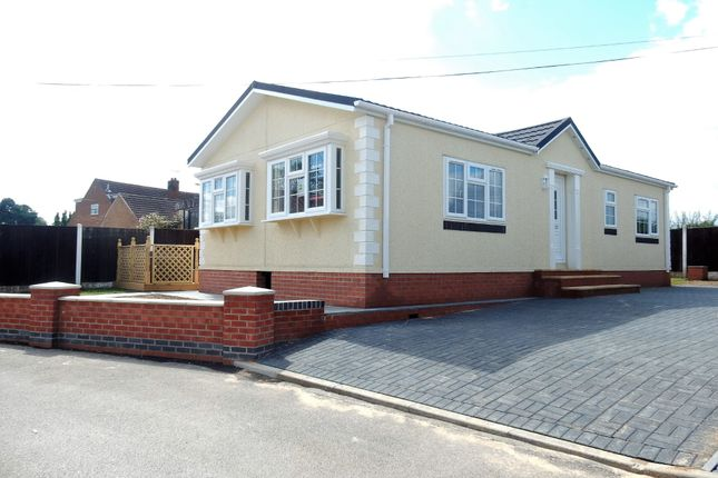 Thumbnail 2 bed cottage for sale in Sparrow Lane, High Marnham, Newark