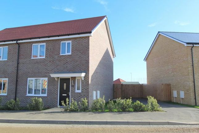 Thumbnail Semi-detached house to rent in Henderson Road, Thorpe-Le-Soken, Clacton-On-Sea
