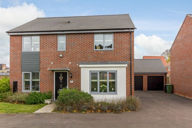 Thumbnail Detached house for sale in Jotham Close, Kidderminster, Worcestershire
