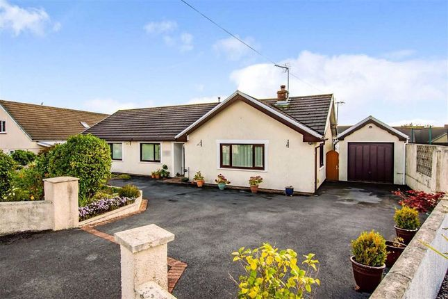 Thumbnail Detached bungalow for sale in Valley Close, Valley Rd, Saundersfoot