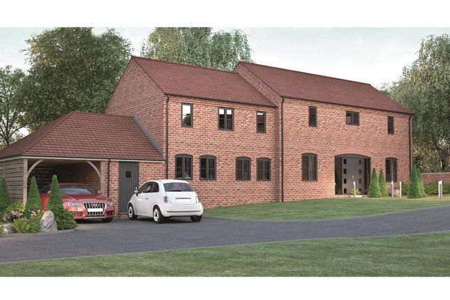 Thumbnail Detached house for sale in Forest Barn, Dale Lane, Blidworth