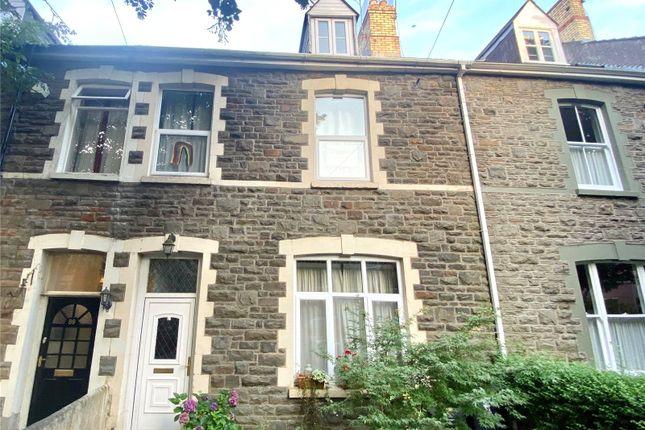 Thumbnail Terraced house for sale in Severn Grove, Pontcanna, Cardiff
