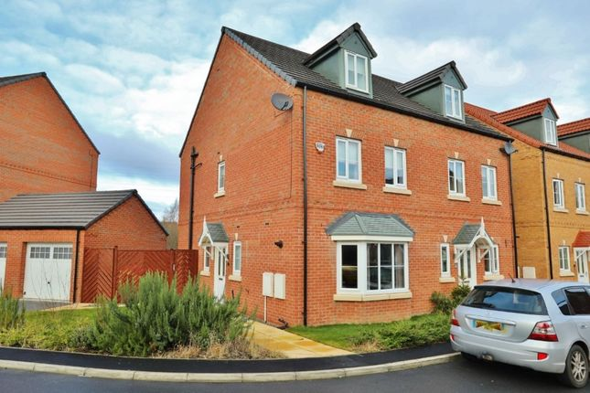Thumbnail Semi-detached house for sale in Skylark View, Wath-Upon-Dearne, Rotherham