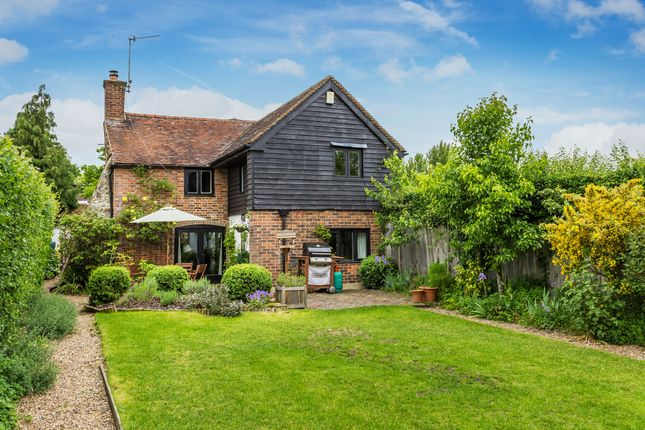 Thumbnail Detached house for sale in Bough Beech Road, Four Elms