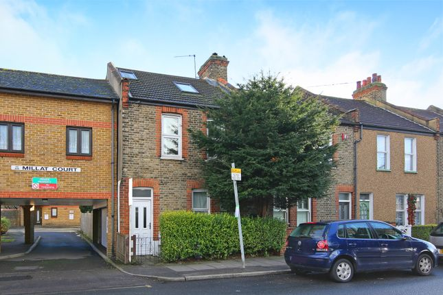 Thumbnail End terrace house to rent in Liberty Avenue, Colliers Wood, London