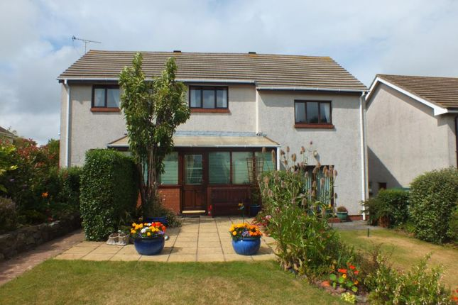 Thumbnail Detached house for sale in Westaway Drive, Hakin, Milford Haven