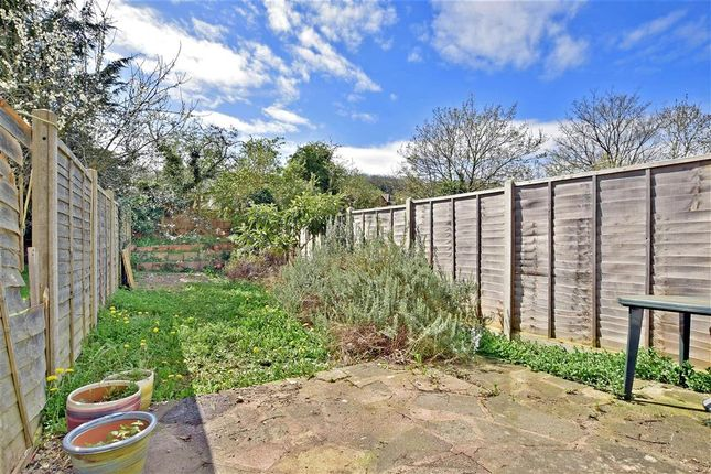 Rear Garden of Lower Road, Kenley, Surrey CR8