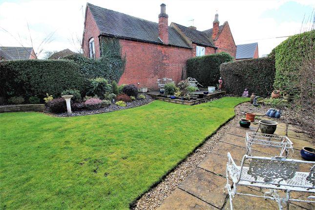 Rear Garden of School Lane, Hill Ridware, Rugeley WS15