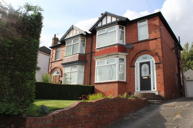 Thumbnail Semi-detached house for sale in Wortley Road, Rotherham, South Yorkshire