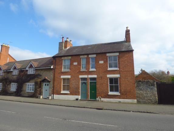 Thumbnail Terraced house for sale in Dartmouth Road, Olney, Milton Keynes, Bucks