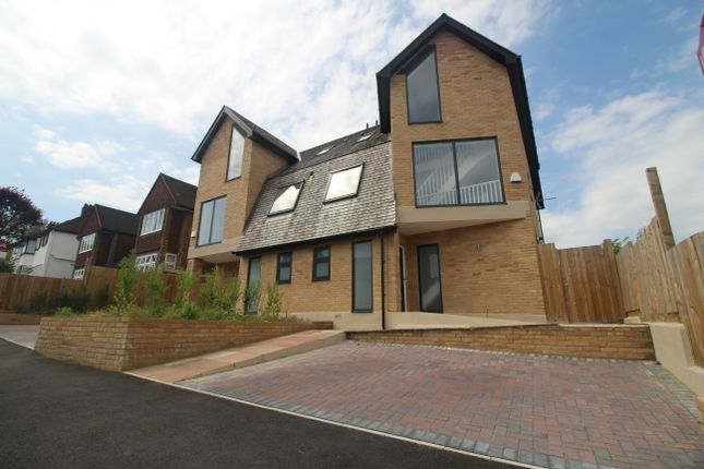 Thumbnail Semi-detached house for sale in High View Close, London