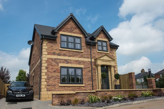 Thumbnail Detached house for sale in The Wessex, The Plains, Scotby, Carlisle
