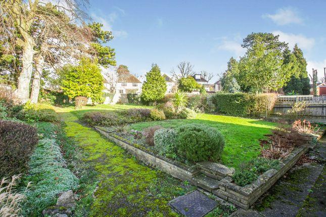 Garden of Croham Mount, Sanderstead, South Croydon CR2
