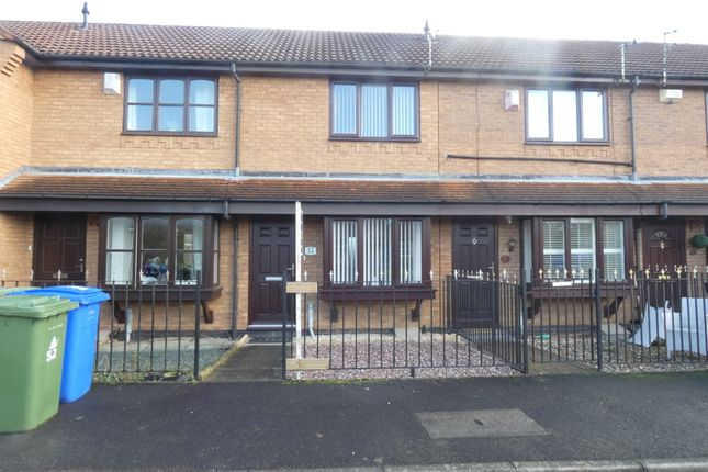 Thumbnail Terraced house to rent in Murrayfield, Seghill, Northumberland