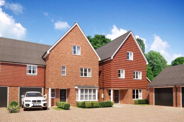 Thumbnail Detached house for sale in Anvil Close, Balsham, Cambridge