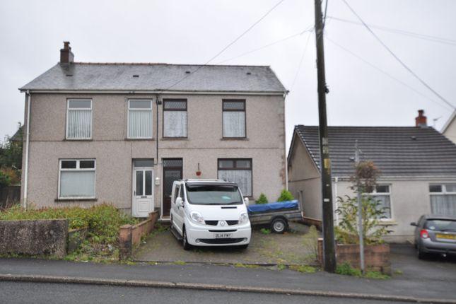 Property for sale in Heol Y Neuadd, Tumble, Llanelli