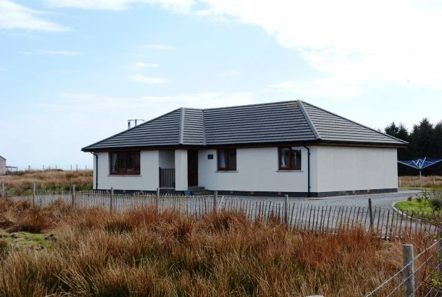 Thumbnail Bungalow for sale in Milkinghill, Tong, Isle Of Lewis