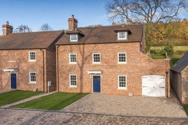 Thumbnail Detached house for sale in Pembroke House, Plot 5 - Henrietta Way, High Street, Coalport