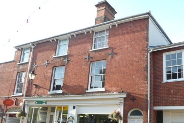 Thumbnail Flat to rent in Halesworth