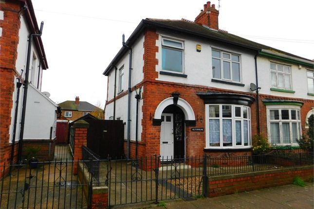 Thumbnail Semi-detached house for sale in Columbia Road, Grimsby, Lincolnshire