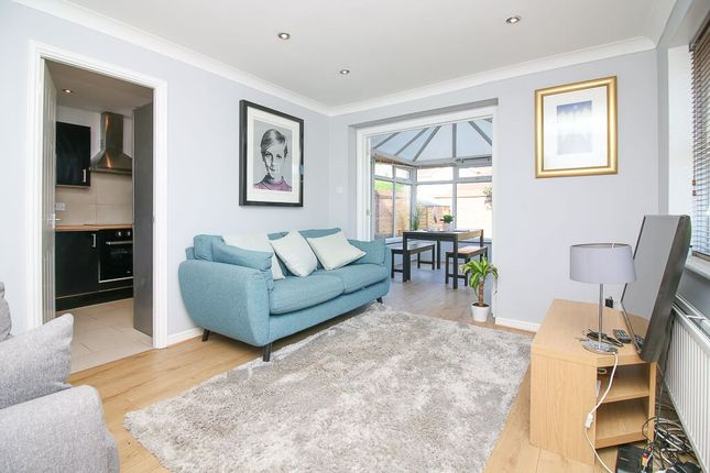 Thumbnail Semi-detached house for sale in Heron Gardens, Portishead, Bristol
