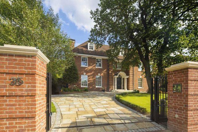 Thumbnail Detached house for sale in Winnington Road, London