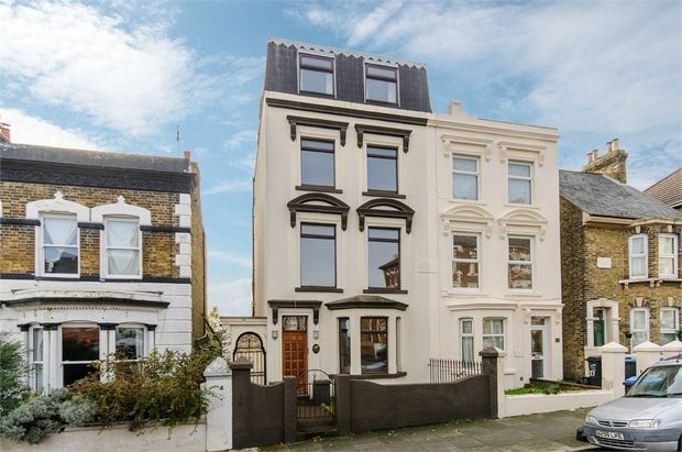 Thumbnail Semi-detached house for sale in Ellington Road, Ramsgate
