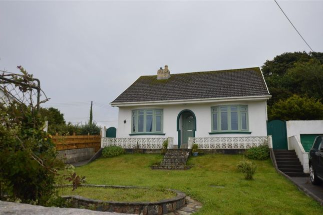 Thumbnail Detached bungalow to rent in Treslothan Road, Troon, Camborne, Cornwall