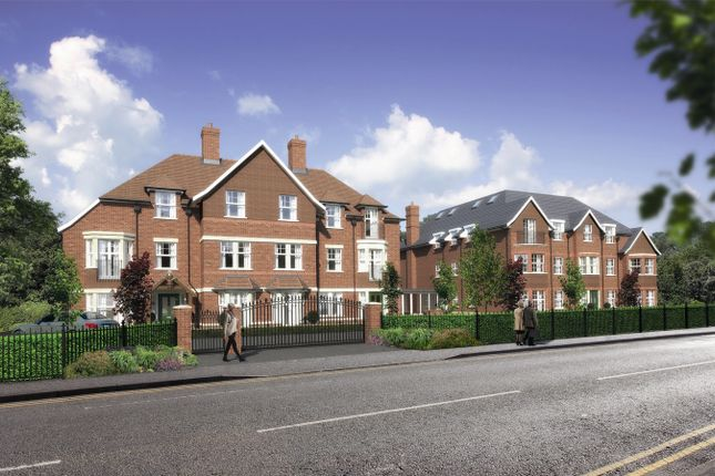 Thumbnail Property for sale in Dukes Ride, Crowthorne, Berkshire