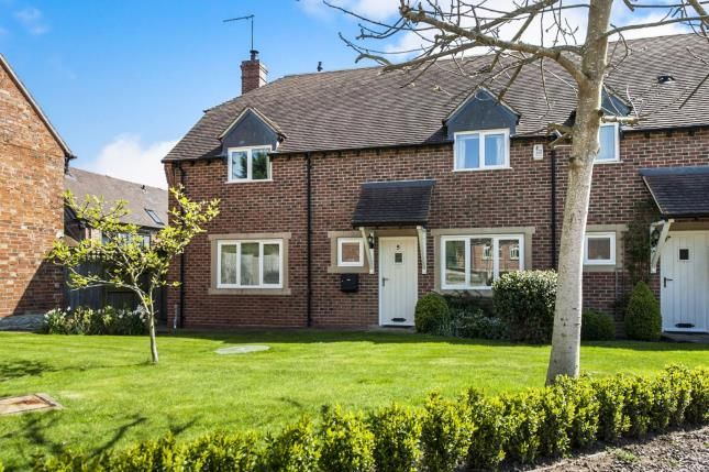 Thumbnail End terrace house for sale in St Peters Court, Dorsington Road, Pebworth, Stratford Upon Avon