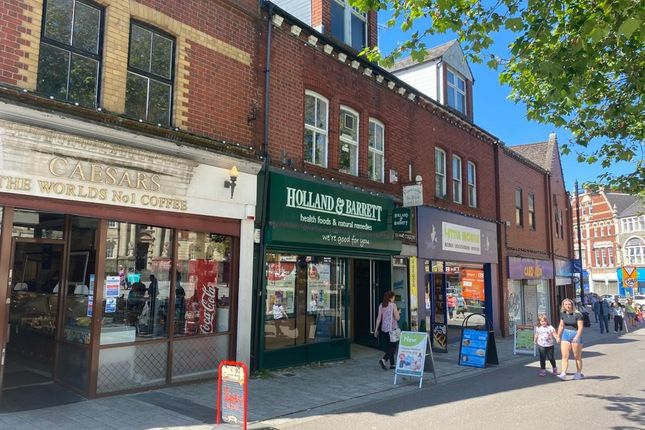 Thumbnail Retail premises for sale in Retail Investment Property, 132 Holton Road, Barry