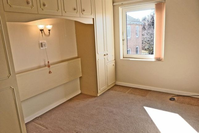 Bedroom of Homefylde House, Blackpool FY3