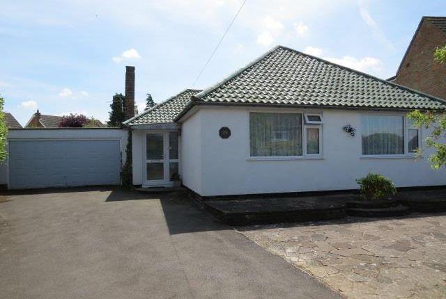 Thumbnail Detached bungalow for sale in Cambridge Avenue, Melton Mowbray