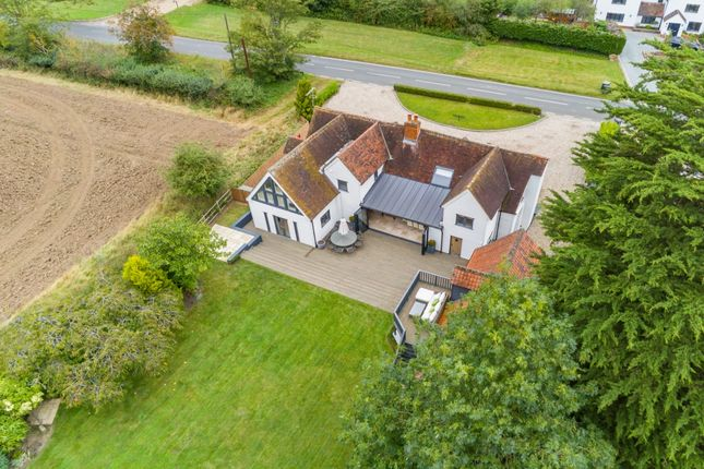 Thumbnail Detached house for sale in Coopersale Street, Epping, Essex