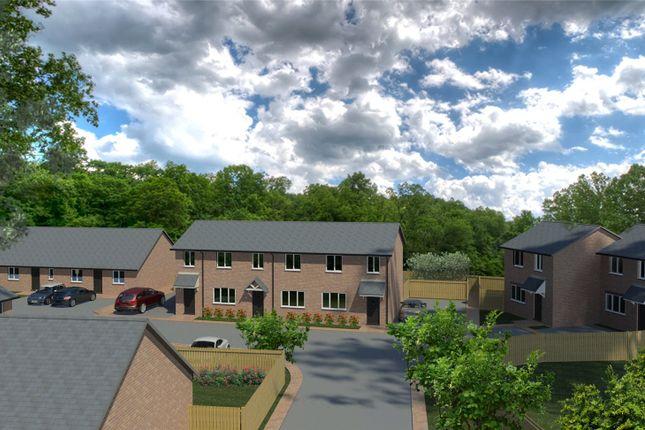 Thumbnail Semi-detached bungalow for sale in Ashley Grove, Spawd Bone Lane, Knottingley
