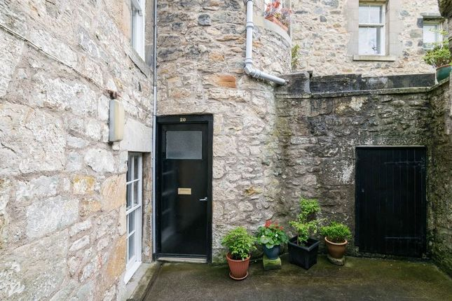 Thumbnail Flat for sale in 20/1 East Terrace, South Queensferry, Edinburgh