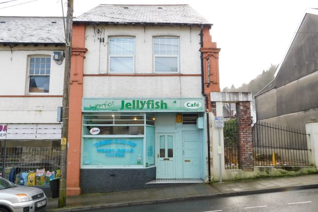 Restaurant/cafe for sale in Margaret Street, Abercynon