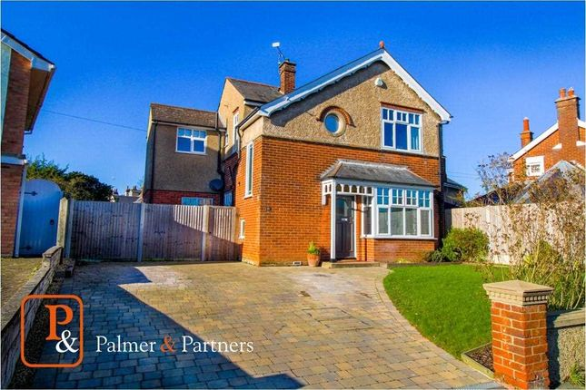3 bed detached house for sale in Layer Road, Colchester CO2