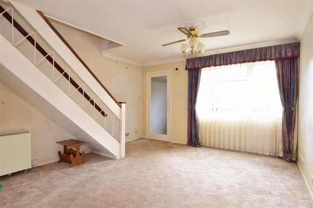 Thumbnail End terrace house for sale in Alberta Walk, Worthing, West Sussex