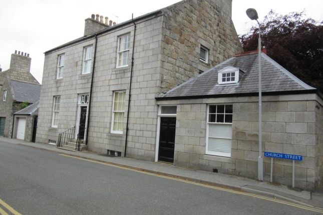 Thumbnail Detached house to rent in Church Street, Huntly
