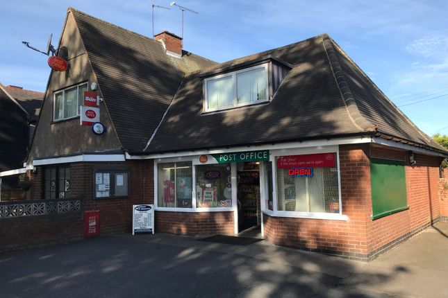 Thumbnail Retail premises for sale in 33 Church Road, Warwickshire
