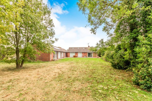 Thumbnail Detached bungalow for sale in Northorpe Road, Donington, Spalding