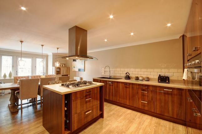 Thumbnail Detached house for sale in The Kylins, Morpeth
