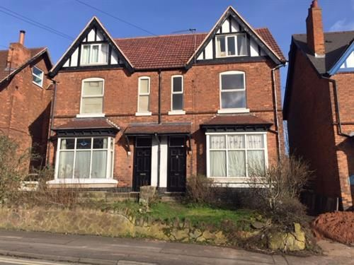 Thumbnail Studio to rent in Upper Holland Road, Sutton Coldfield